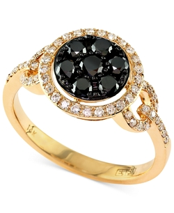 Caviar by EFFY - Diamond Cluster Ring