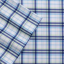 Jumping Beans - Plaid Sheet Set - Queen