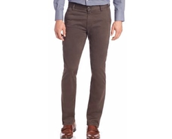 Canali - Five-Pocket Cotton Stretch Pants