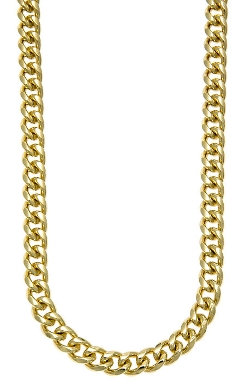 H.H.B. - Maimi Cuban Gold Necklace