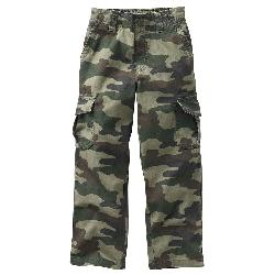SONOMA life + style - Camouflage Canvas Cargo Pants