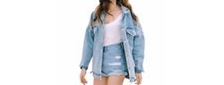 Sophia17  - Womens Denim Jacket