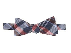 Original Penguin  - Tuttle Plaid To-Be-Tied Bow