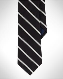 Polo Ralph Lauren - Striped Silk Repp Tie