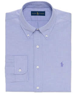 Ralph Lauren - Slim-Fit Stretch Oxford Dress Shirt