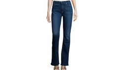 JEN7 - Riche Touch Classic Slim Boot-Cut Jeans