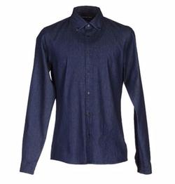 Michael Kors - Button Down Denim Shirt