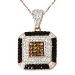 Jc Penney - Square Pendant Necklace