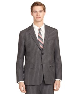 Brooks Brothers - Pinstripe Classic Suit