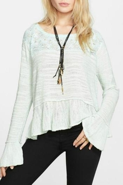 Bellezza Boutiquebellezza Boutique - Kristobel Ruffled Top