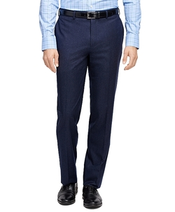 Brooks Brothers - Fitzgerald Fit Flannel Dress Trousers