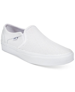 Vans  - Asher Classic Slip-On Sneakers