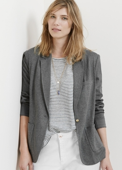 Mango - Essential Structured Blazer
