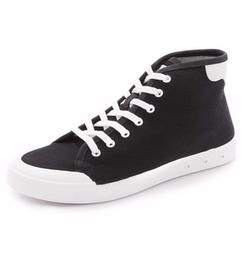 Rag & Bone  - Standard Issue High Top Sneakers