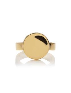 Bam-B - Initial Signet Ring
