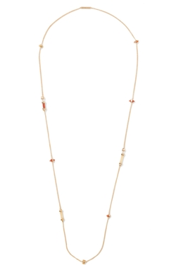 Eddie Borgo - Cylinder Station Stone Necklace