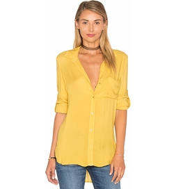 Bella Dahl - Shirt Tail Button Down Top