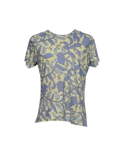 ..,Beaucoup - Floral Print T-Shirt