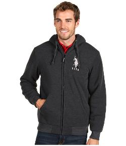 U.S. Polo Assn  - Fleece Zip Hoodie