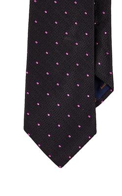 Ted Baker - Polka Dot Jacquard Necktie