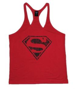 "Muscleman Gear  - Superman ""S"" Logo Men"