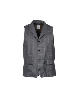 TS(S) - Plaid Suit Vest