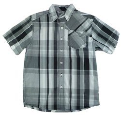 Amplify - Button-Down Sport Shirt