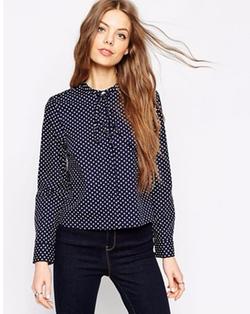 ASOS - Polka Dot Shirt