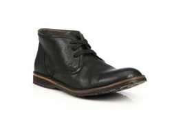 John Varvatos Star USA  - Hipster Leather Chukka Boots