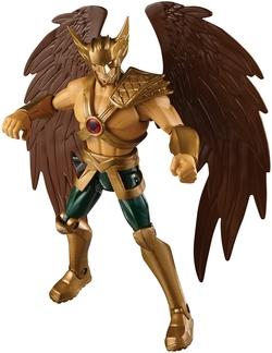 "Mattel - DC Comics Total Heroes Hawkman 6"" Action Figure"