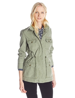 Billabong - Moon Trek Military Jacket