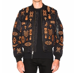 Marcelo Burlon  - Alpha MA-1 Jacket