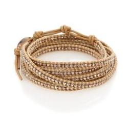 Chan Luu - Beaded Wrap Bracelet