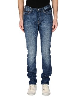 Paul Smith Jeans - Washed Denim Pants