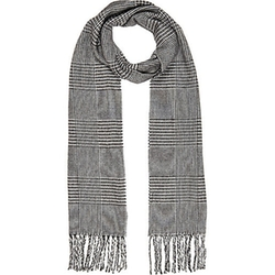 River Island - Check Scarf