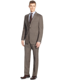 Lauren Ralph Lauren - Slim-Fit Mid Glenplaid Suit