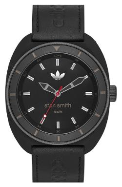 Adidas Originals  - Stan Smith Leather Strap Watch