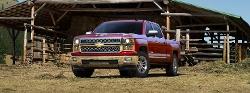 Chevrolet - 2015 Silverado Truck