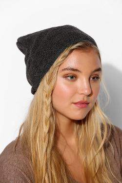 Urban Outfitters - Textured-Knit Beanie