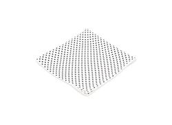 Ryan Seacrest  - Distinction Style Dot Pocket Square