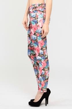 CH - Floral Pants