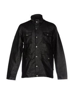 Cheap Monday - Leather Button Jacket