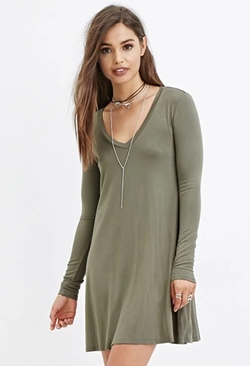 Forever21 - V-Neck Dress