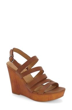 Lucky Brand  - Larinaa Wedge Sandals