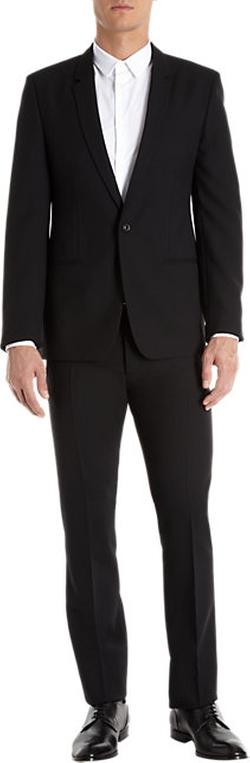 Maison Margiela - Solid Two-Piece Suit