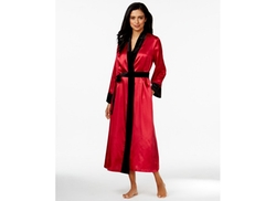 Morgan Taylor  - Long Satin Robe