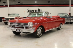 Chevrolet  - 1962 Nova Convertible