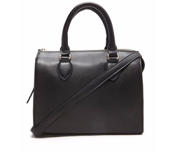 Forever 21 - Faux Leather Satchel Bag