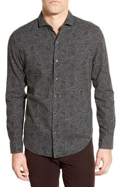 Bonobos - Floral Print Sport Shirt