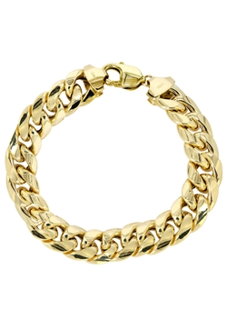 Frost NYC - Hollow Miami Cuban Link Bracelet